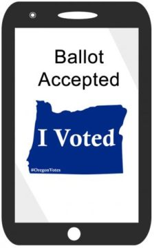 Track your ballot!